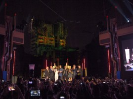 Guardians of the Galaxy Mission BREAKOUT Grand Opening Ceremony