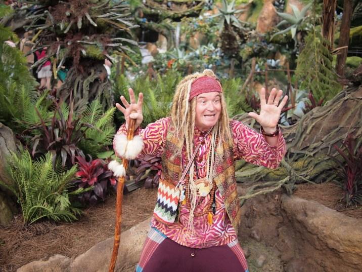 Pandora World of Avatar Grand Opening Coverage DisneyExaminer Cast Member Storyteller