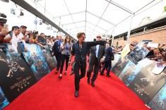 Pirates of the Caribbean Dead Men Tell No Tales World Premiere Shanghai Disney Resort Johnny Depp Jack Sparrow