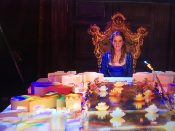 Beauty and the Beast Live Action Be Our Guest Behind The Scenes Emma Watson