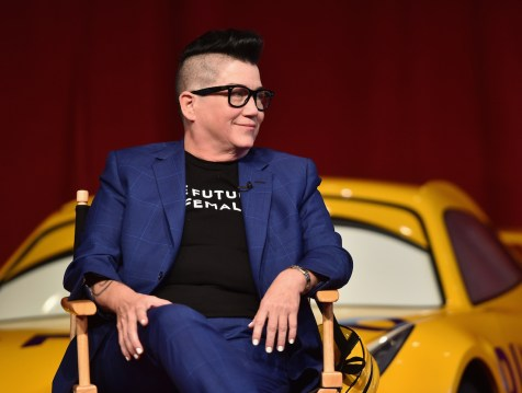 Lea DeLaria (Miss Fritter)