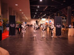 Walt Disney Parks and Resort Pavilion D23 Expo Star Wars Stormtroopers