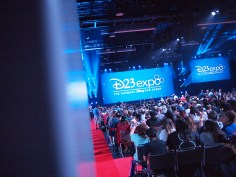 Hall D23 Crowds D23 Expo 2017 DisneyExaminer