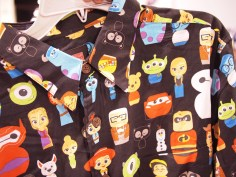 John Lasseter Hawaiian Shirt D23 Expo 2017 DisneyExaminer