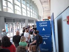 Hall D23 Line D23 Expo 2017 DisneyExaminer