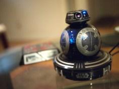 Sphero Star Wars Droid Review DisneyExaminer BB9E