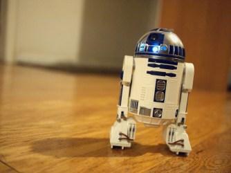 Sphero Star Wars Droid Review DisneyExaminer R2D2