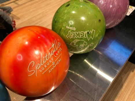 Splitsville Anaheim Guy Revelle Feature DisneyExaminer Bowling Balls