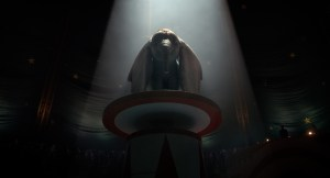 Dumbo live action elephant flying circus