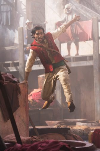 Mena Massoud is Aladdin in Disney's live-action ALADDIN, directed by Guy Ritchie.