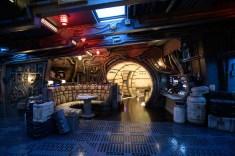 Star Wars: Galaxy's Edge – Main Hold in Millennium Falcon: Smugglers Run