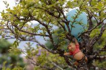 Castle Peak And Railroad Dave Sheegog Mini Disneyland Feature DisneyExaminer Winnie The Pooh