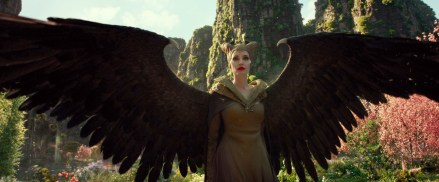 Wings Angelina Jolie Maleficent: Mistress of Evil