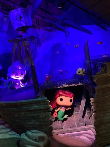 Funko Hollywood DisneyExaminer Visit The Little Mermaid Ariel