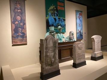 Walt Disney Archives Bowers Museum Preview DisneyExaminer Haunted Mansion