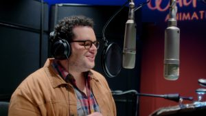 Frozen 2 Into The Unknown The Making Of Josh Gad Olaf