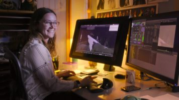 Frozen 2 Into The Unknown The Making Of Malerie Walters Animator