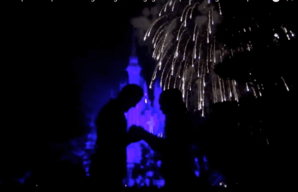 VIDEO: Amazing Disney Marriage Proposals