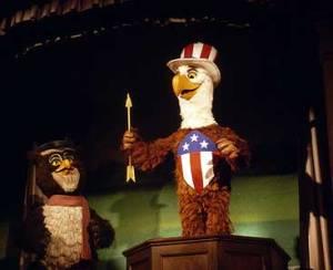 Hatbox Eagle