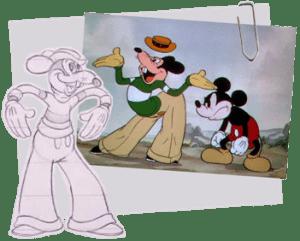 Mortimer Mouse Disney