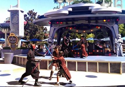 Star Wars Jedi Academy at Disneyland (8)