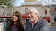 Bill Rogers y Camile Dickson