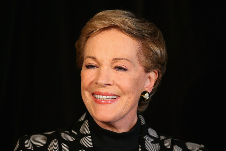 """""""An Evening With Julie Andrews"""" Media Call"""