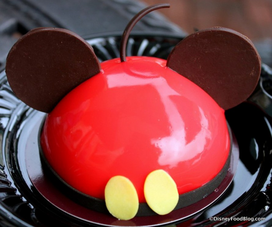 mickey-mousse