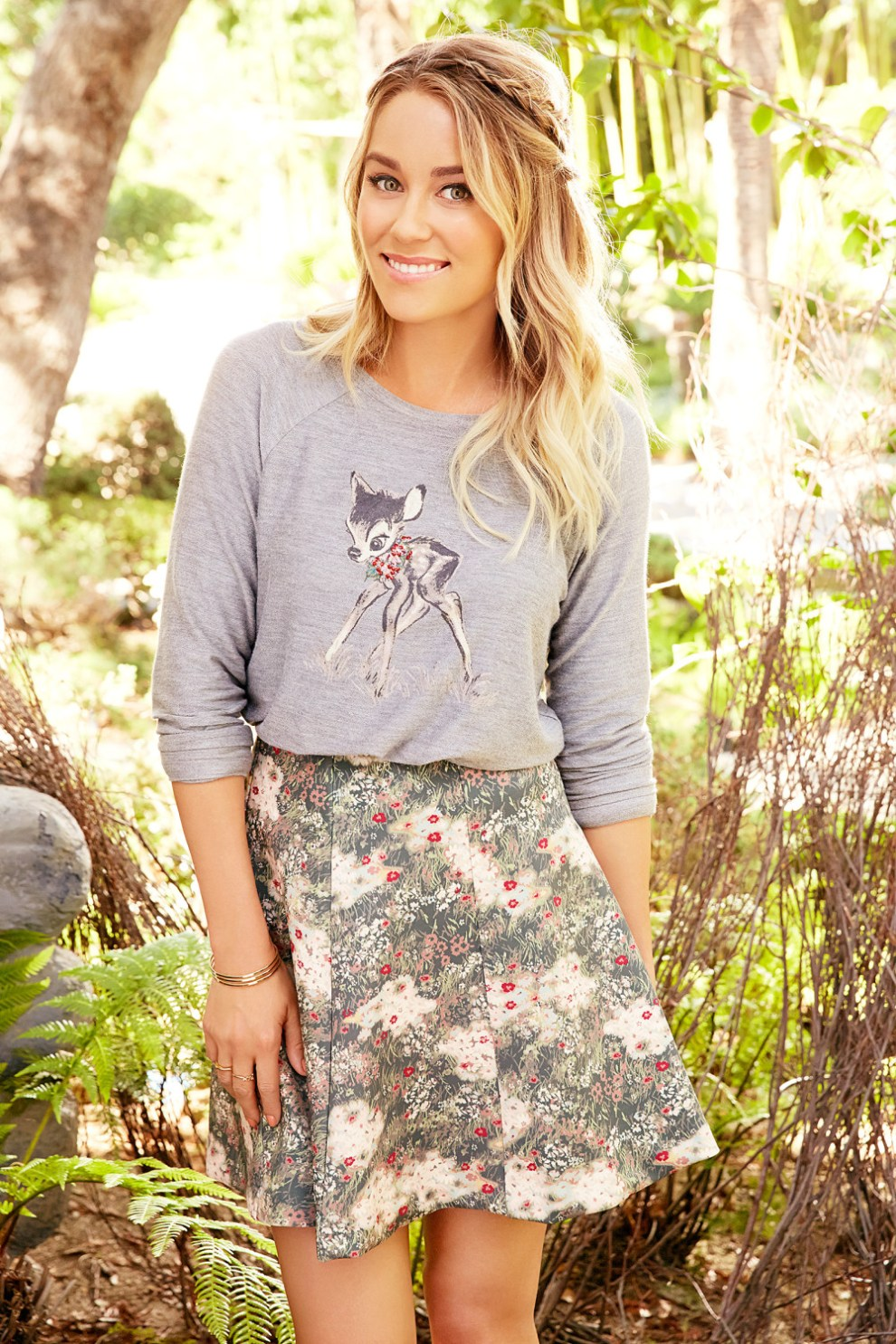 18b56c6b0 New Bambi Collection By Lauren Conrad Makes Appearance At Kohls