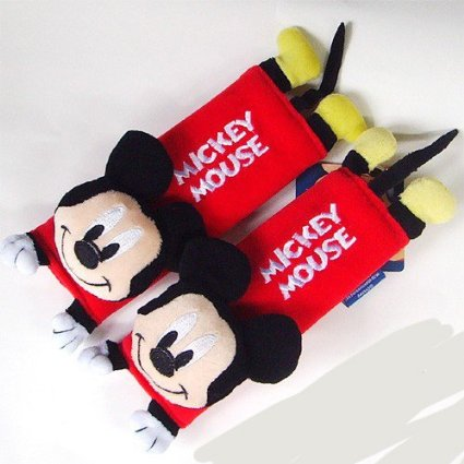 Disney Discovery Mickey Seat Belt Cover