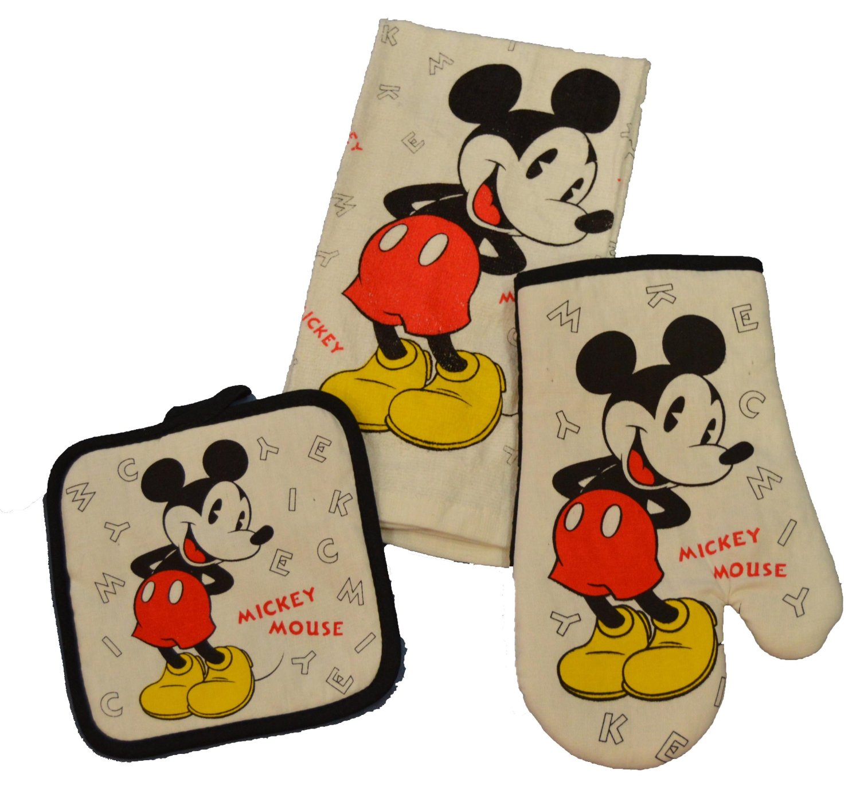 Disney Discovery 3 Piece Mickey Mouse Kitchen Set