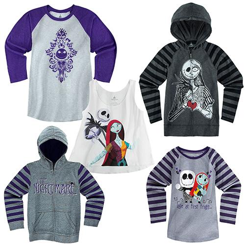 nightmare before christmas merchandise is spookily spectacular - Nightmare Before Christmas Clothing