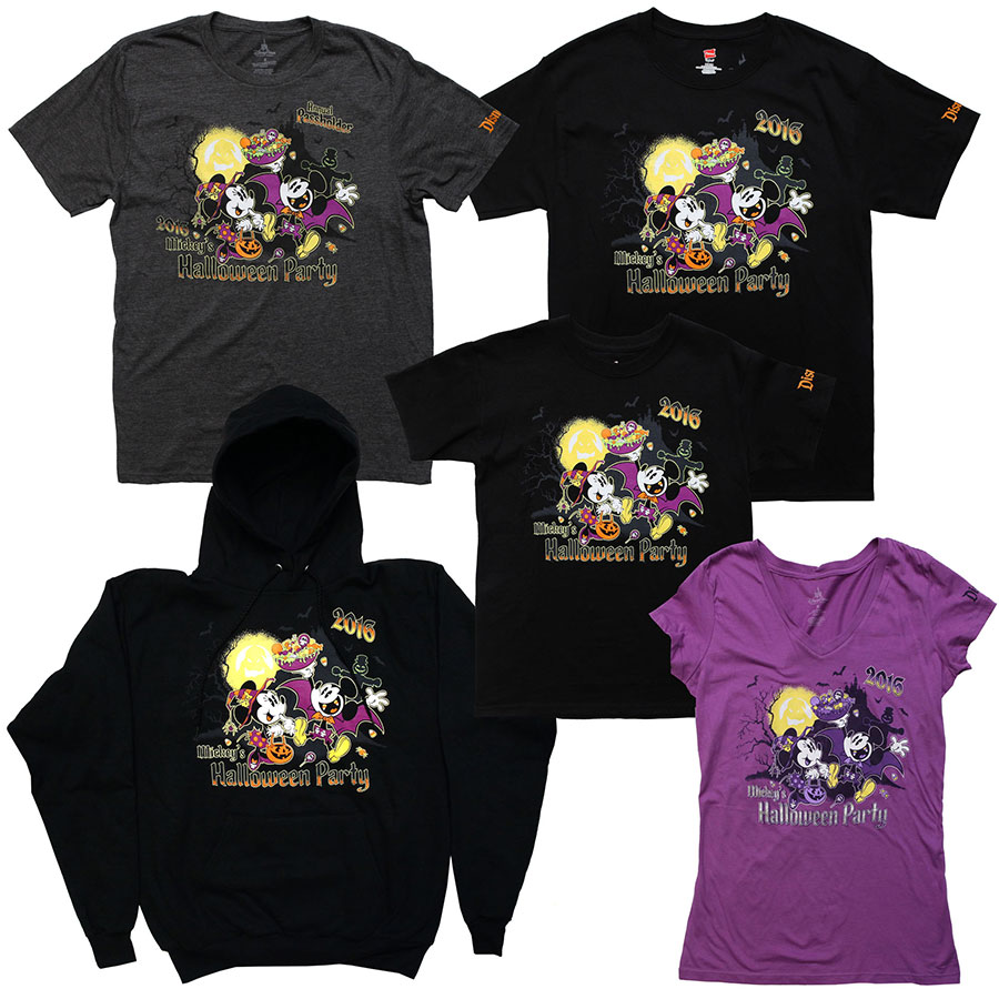 2016 halloween merchandise for disneyland revealed