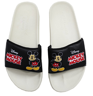 Disney Discovery Mickey Mouse Fashion Sandals