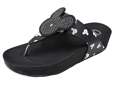 Disney Wedge Discovery Mouse Mickey Sandals 1JKTclF