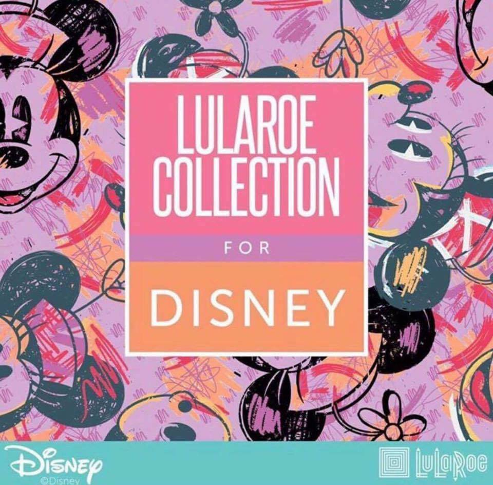 49208d8553627 LuLaRoe and Disney To Release Magical Designs