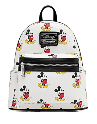 6b1cade669c Disney Discovery- Loungefly Mickey Mouse Backpack