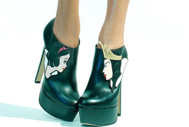 Ruthie Davis x Disney Snow White Shoe Collection