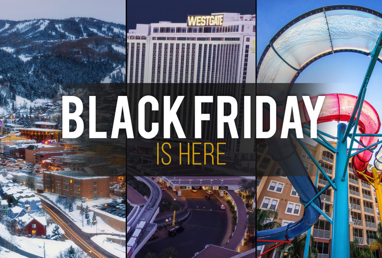 Westgate Resorts Offering Early Discounts For Black Friday