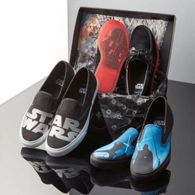 Star Wars Sperry Styles