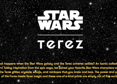 Terez X Star Wars Collaboration