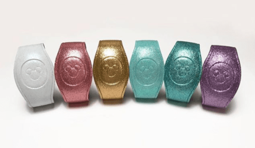 Pastel Glitter MagicBands