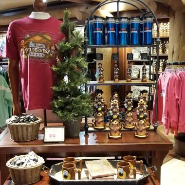 Wilderness Lodge Merchandise