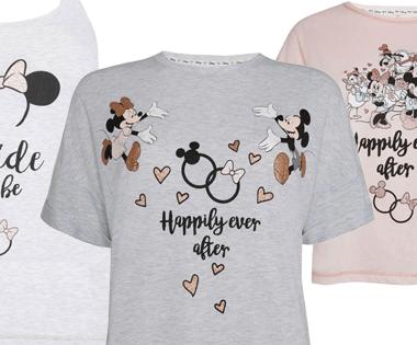 Disney Bridal Pajamas