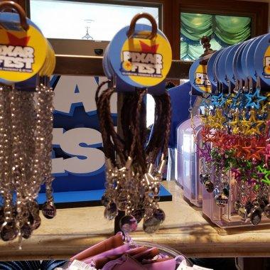 Pixar Fest Best Friends Charm Bracelets