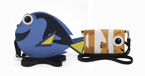 7cc714daf87 Swimmingly Fabulous Finding Nemo Handbags From Loungefly