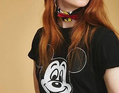 Moussy x Disney Collaboration
