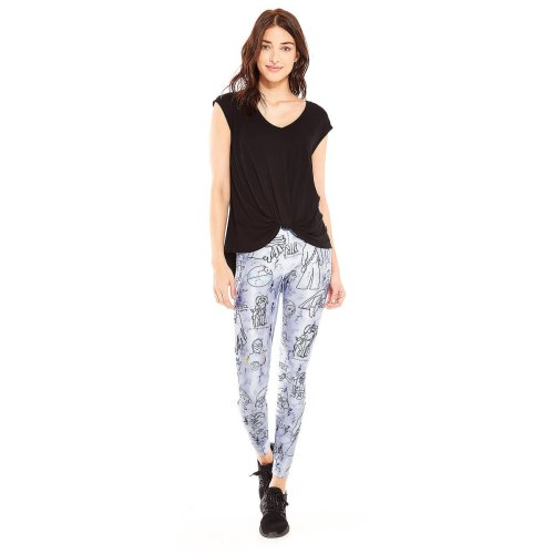 6e01b01821f72 Newly available on shopDisney are the amazing Terez Star Wars Leggings!  These leggings feature gorgeous Star Wars inspired prints that will make  you a ...