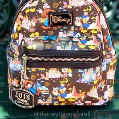 Disneyland Annual Passholder Backpack