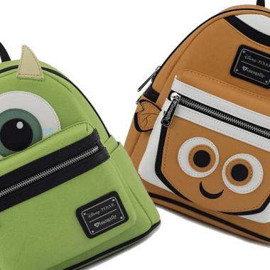 Pixar Mini Backpacks